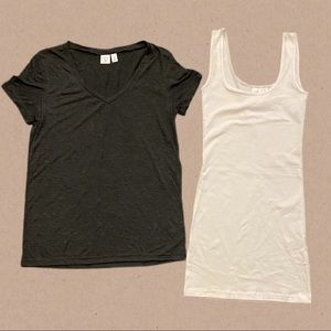 Nordstrom BP Short Sleeve Tee and Tank Top Lot NEW